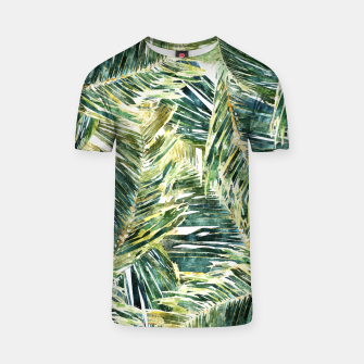 Thumbnail image of Classic Palm  T-shirt, Live Heroes