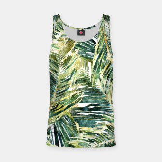 Thumbnail image of Classic Palm  Tank Top, Live Heroes