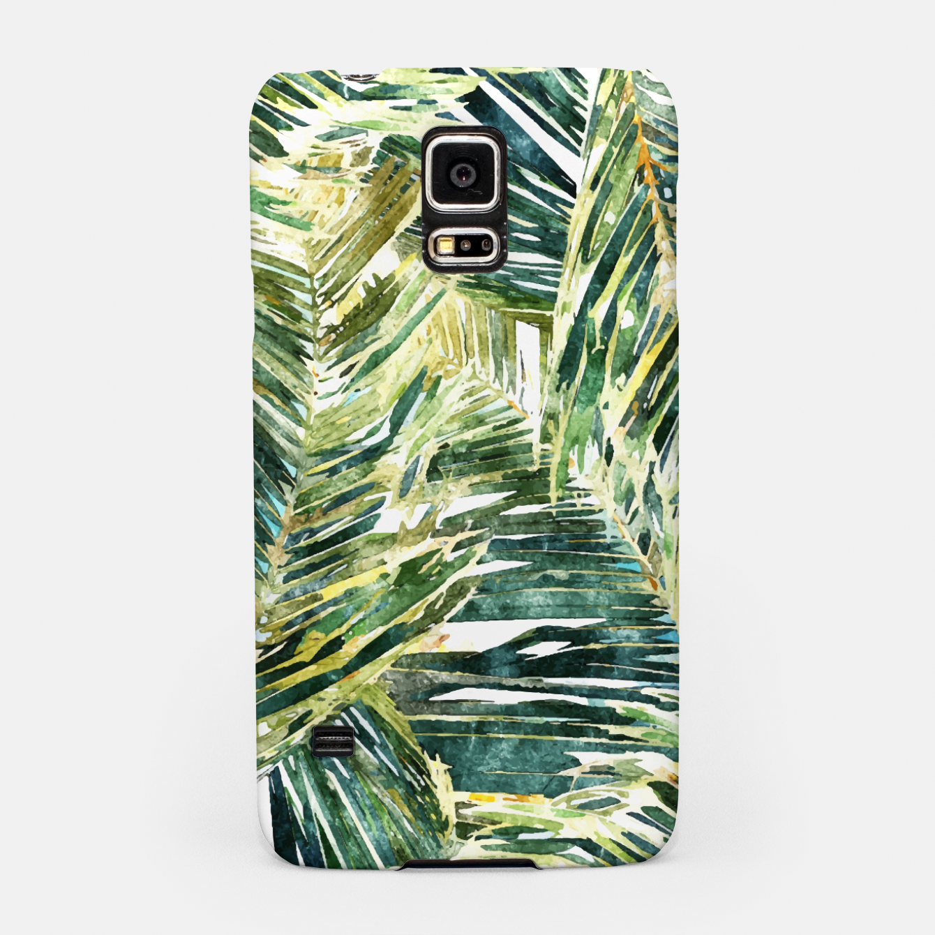 Image of Classic Palm  Samsung Case - Live Heroes