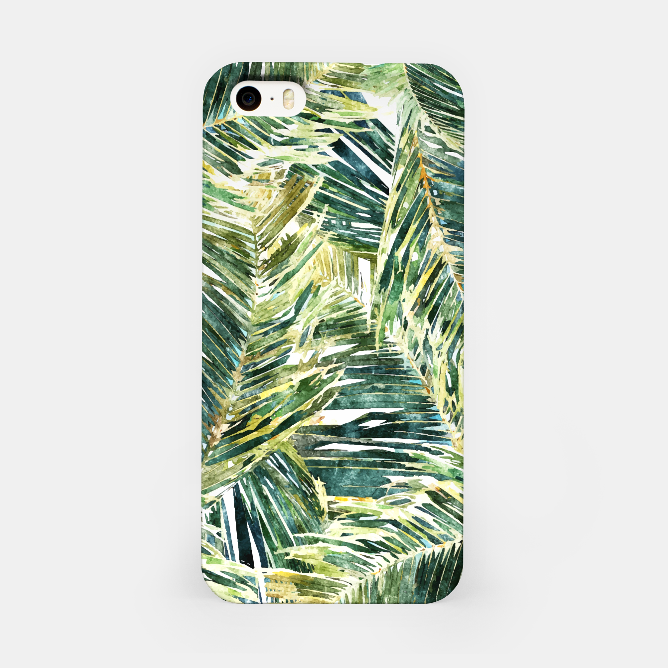 Image of Classic Palm  iPhone Case - Live Heroes