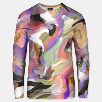 Miniatur Abstract strokes colorful 5 Sudadera unisex, Live Heroes