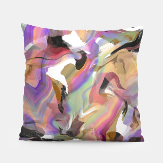 Miniatur Abstract strokes colorful 5 Almohada, Live Heroes