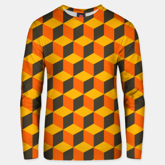 Thumbnail image of 70s Cubes Unisex sweater, Live Heroes