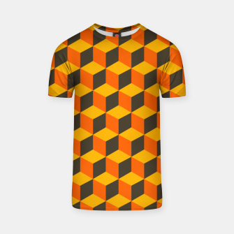 Thumbnail image of 70s Cubes T-shirt, Live Heroes