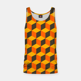 Thumbnail image of 70s Cubes Tank Top, Live Heroes