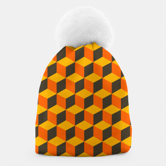 Thumbnail image of 70s Cubes Beanie, Live Heroes