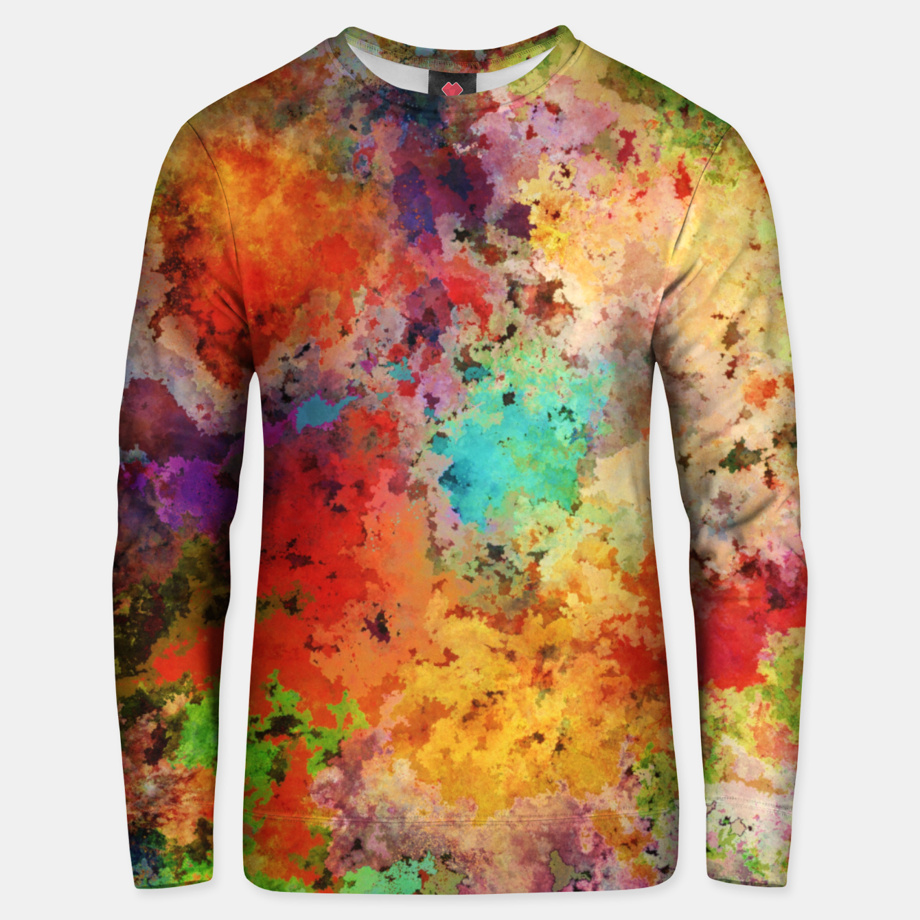 Image of Blame Unisex sweater - Live Heroes