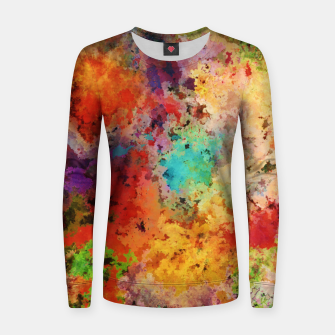 Thumbnail image of Blame Women sweater, Live Heroes
