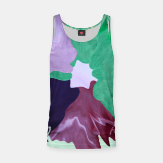 Thumbnail image of Flowerpower Tank Top, Live Heroes