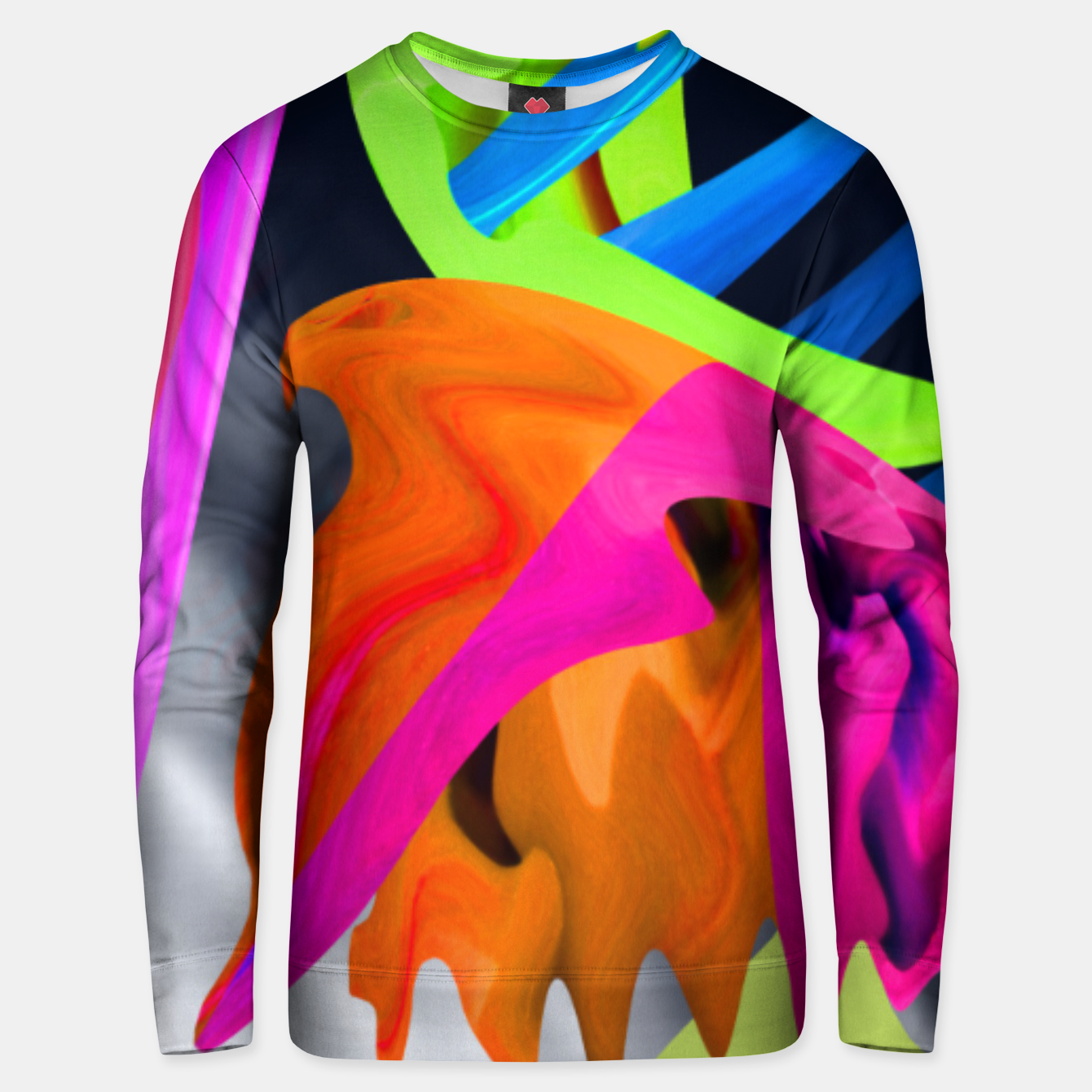 Image of Courage Unisex sweater - Live Heroes