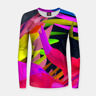 Thumbnail image of Courage Women sweater, Live Heroes