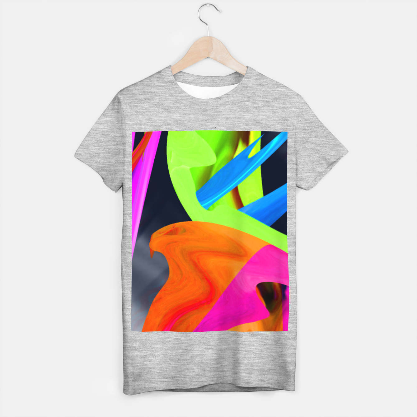Image of Courage T-shirt regular - Live Heroes