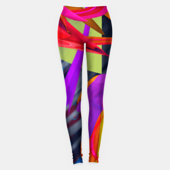 Thumbnail image of Courage Leggings, Live Heroes