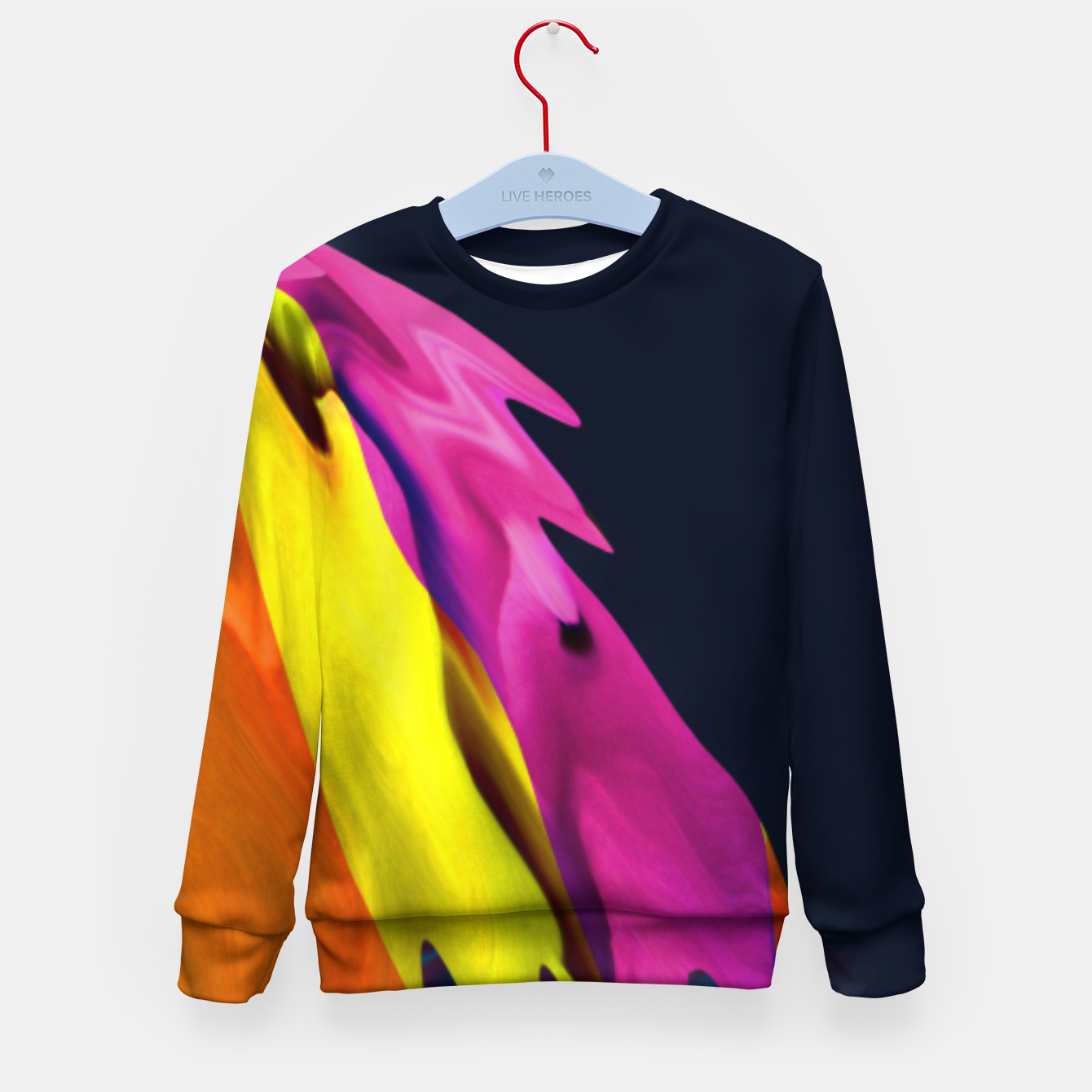 Image of Courage Kid's sweater - Live Heroes