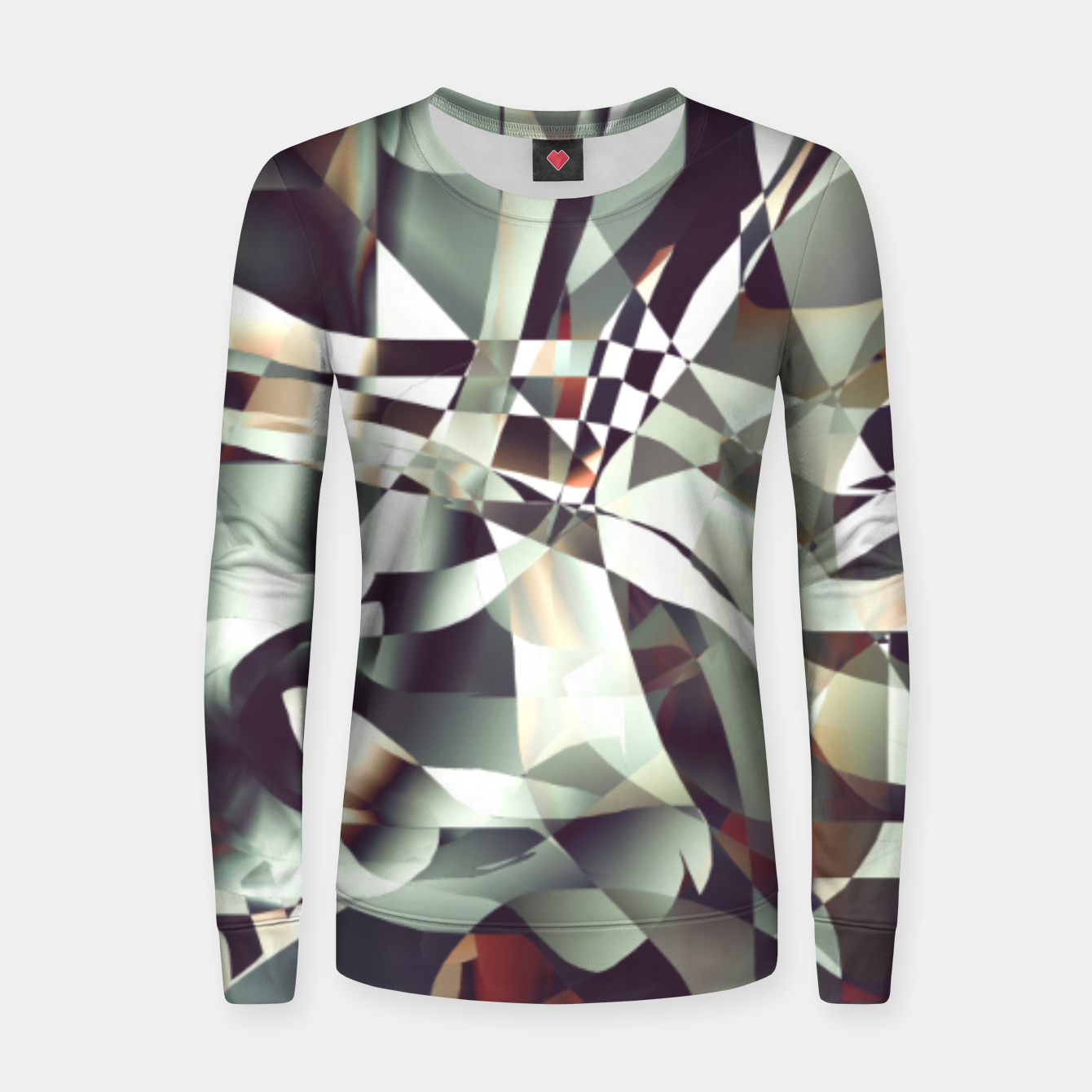 Image of trinity67 Women sweater - Live Heroes