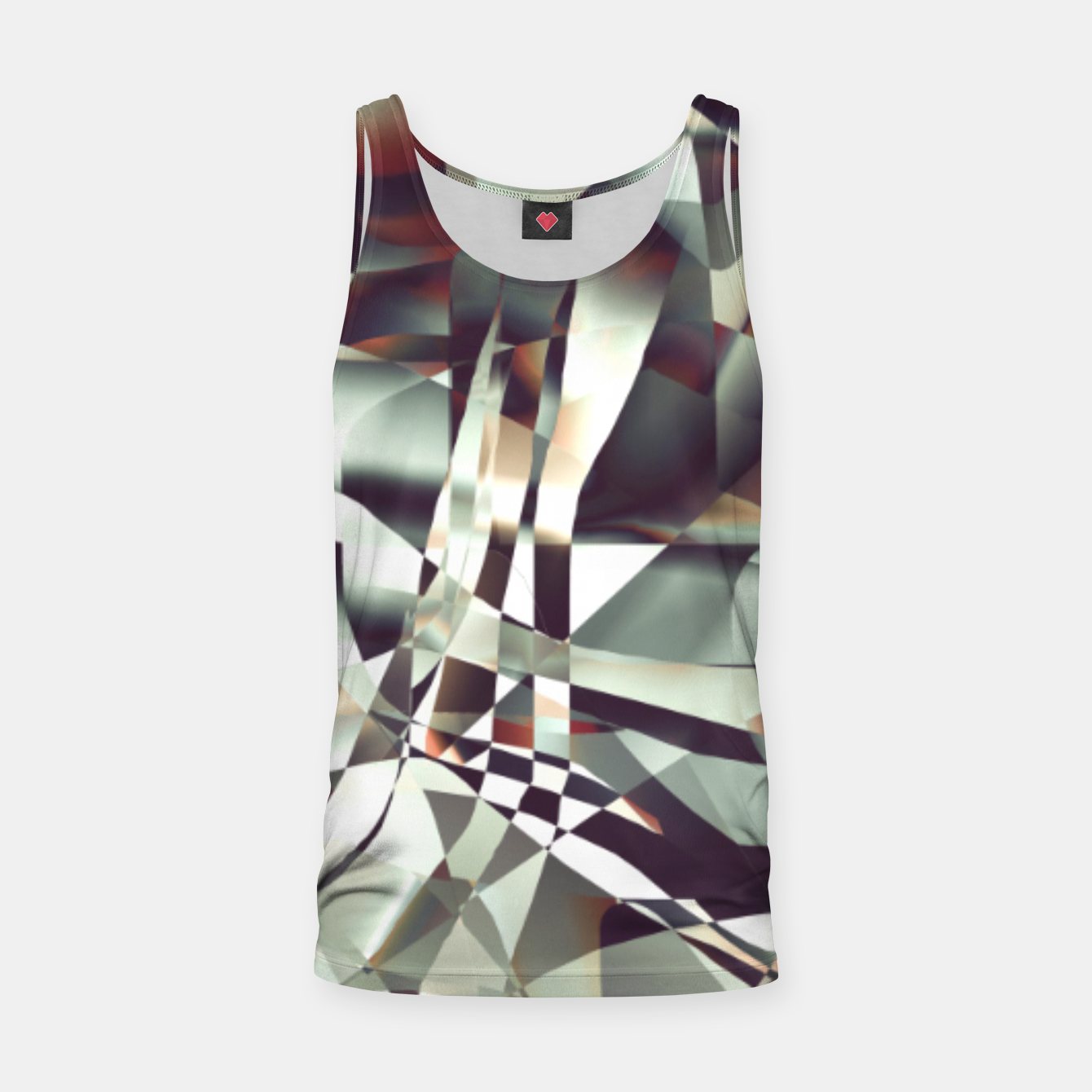 Image of trinity67 Tank Top - Live Heroes