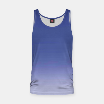 Thumbnail image of Ombre Blue Muskelshirt , Live Heroes