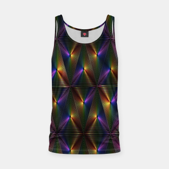 Thumbnail image of Neon lights Tank Top, Live Heroes