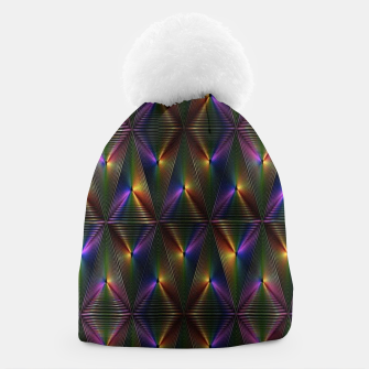 Thumbnail image of Neon lights Beanie, Live Heroes