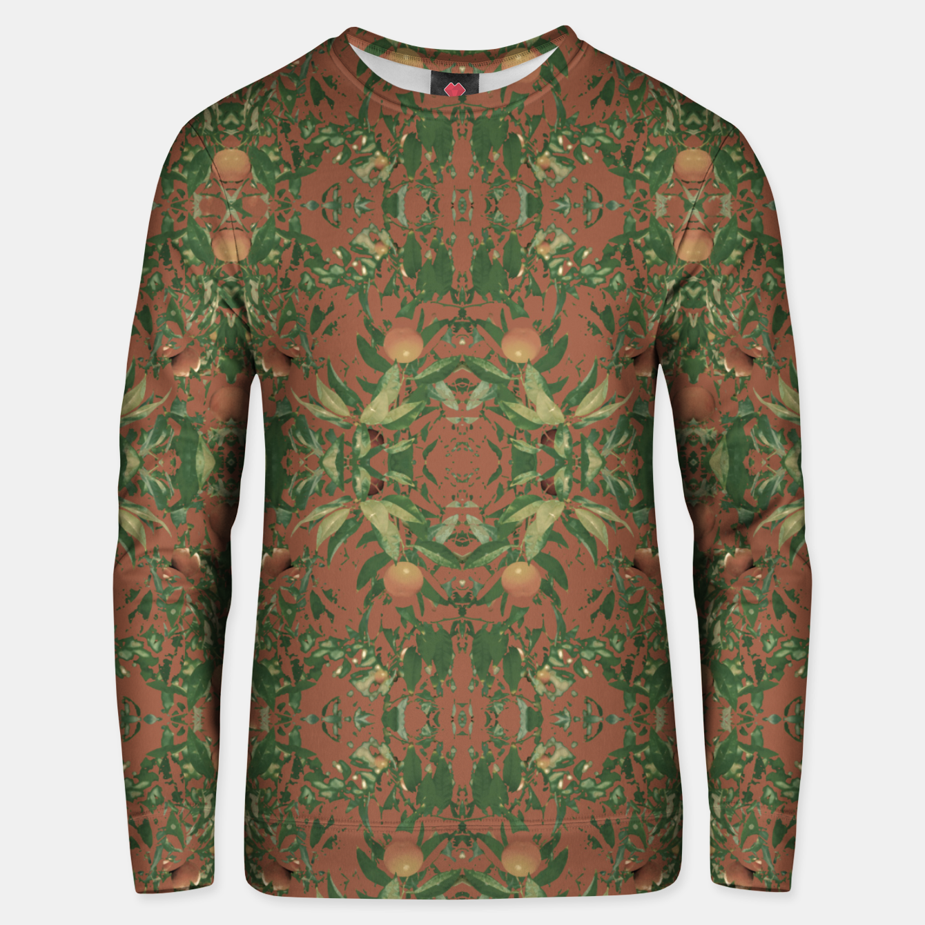Image of Modern Tropical Print Unisex sweater - Live Heroes