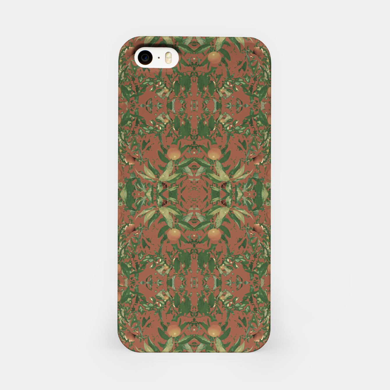 Image of Modern Tropical Print iPhone Case - Live Heroes