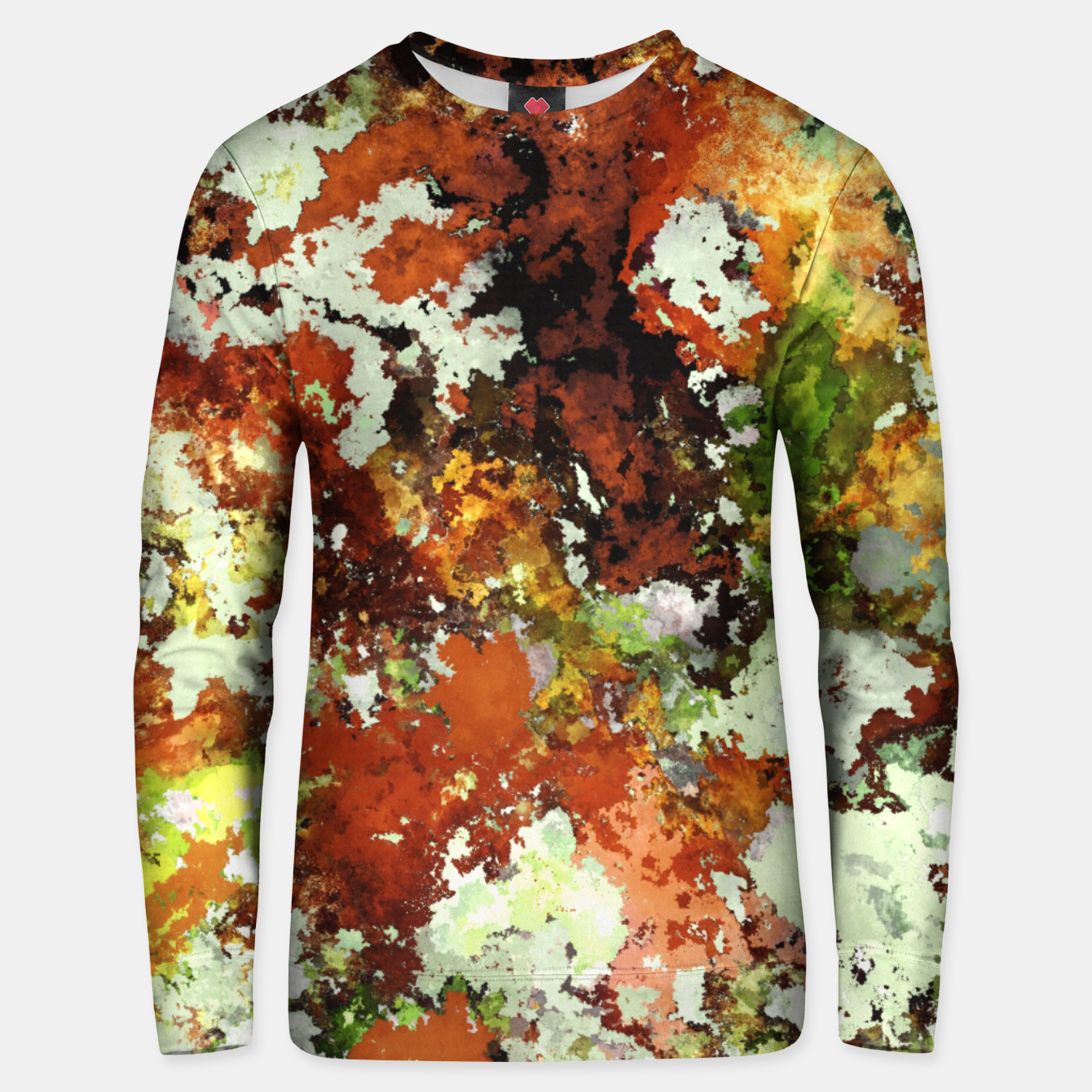 Image of Abandoned wall Unisex sweater - Live Heroes
