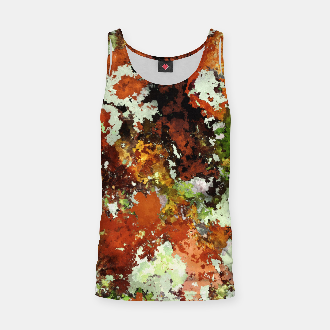 Image of Abandoned wall Tank Top - Live Heroes