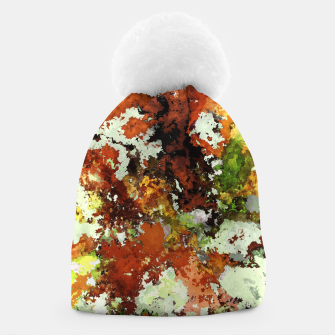 Thumbnail image of Abandoned wall Beanie, Live Heroes