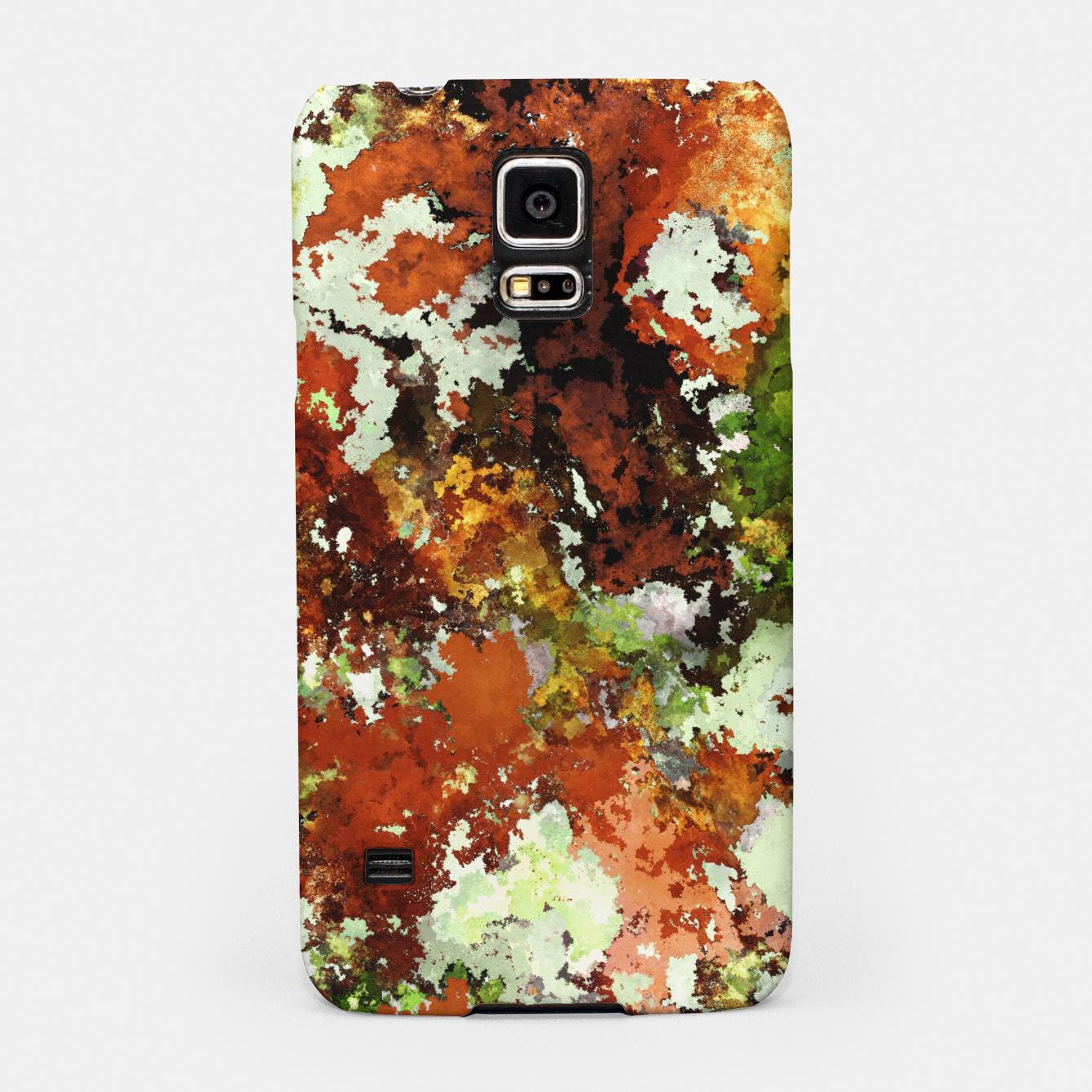 Image of Abandoned wall Samsung Case - Live Heroes