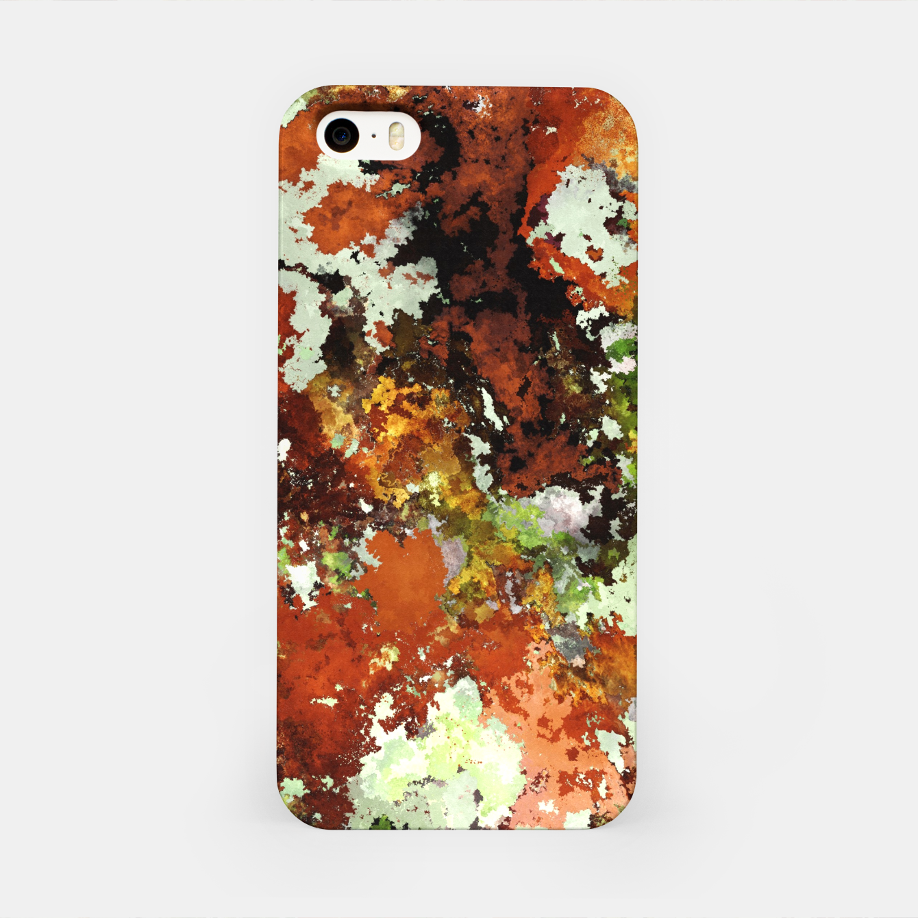 Image of Abandoned wall iPhone Case - Live Heroes