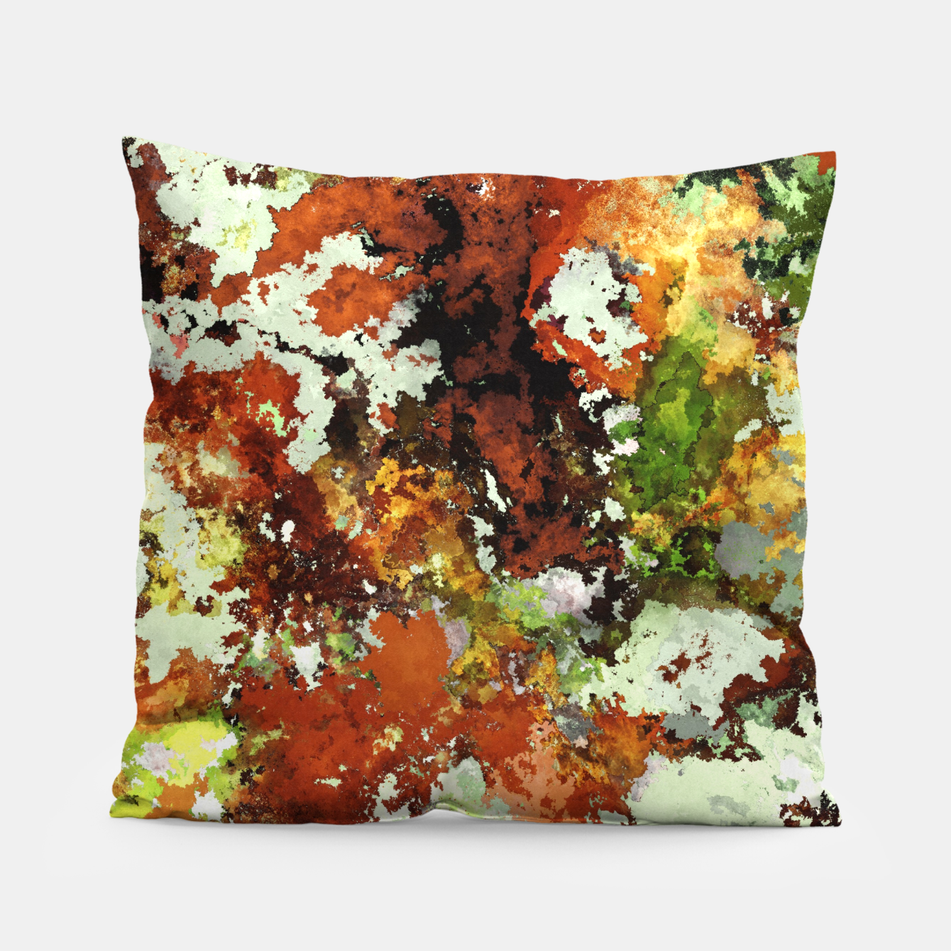 Image of Abandoned wall Pillow - Live Heroes