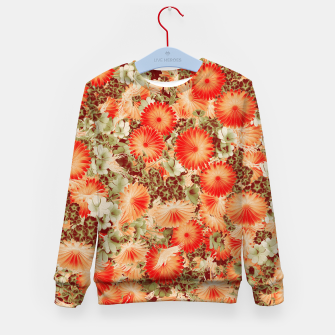 Thumbnail image of Garden Kid's sweater, Live Heroes