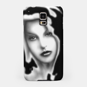How Could You Space Float Digital Art Samsung Case miniature