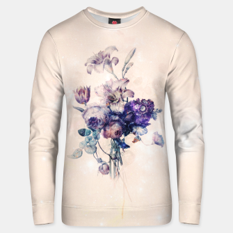Floral Challenges Unisex sweater thumbnail image