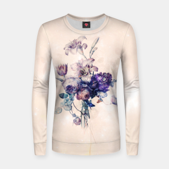 Floral Challenges Women sweater thumbnail image