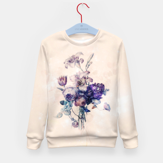 Floral Challenges Kid's sweater thumbnail image