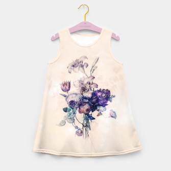 Floral Challenges Girl's summer dress thumbnail image