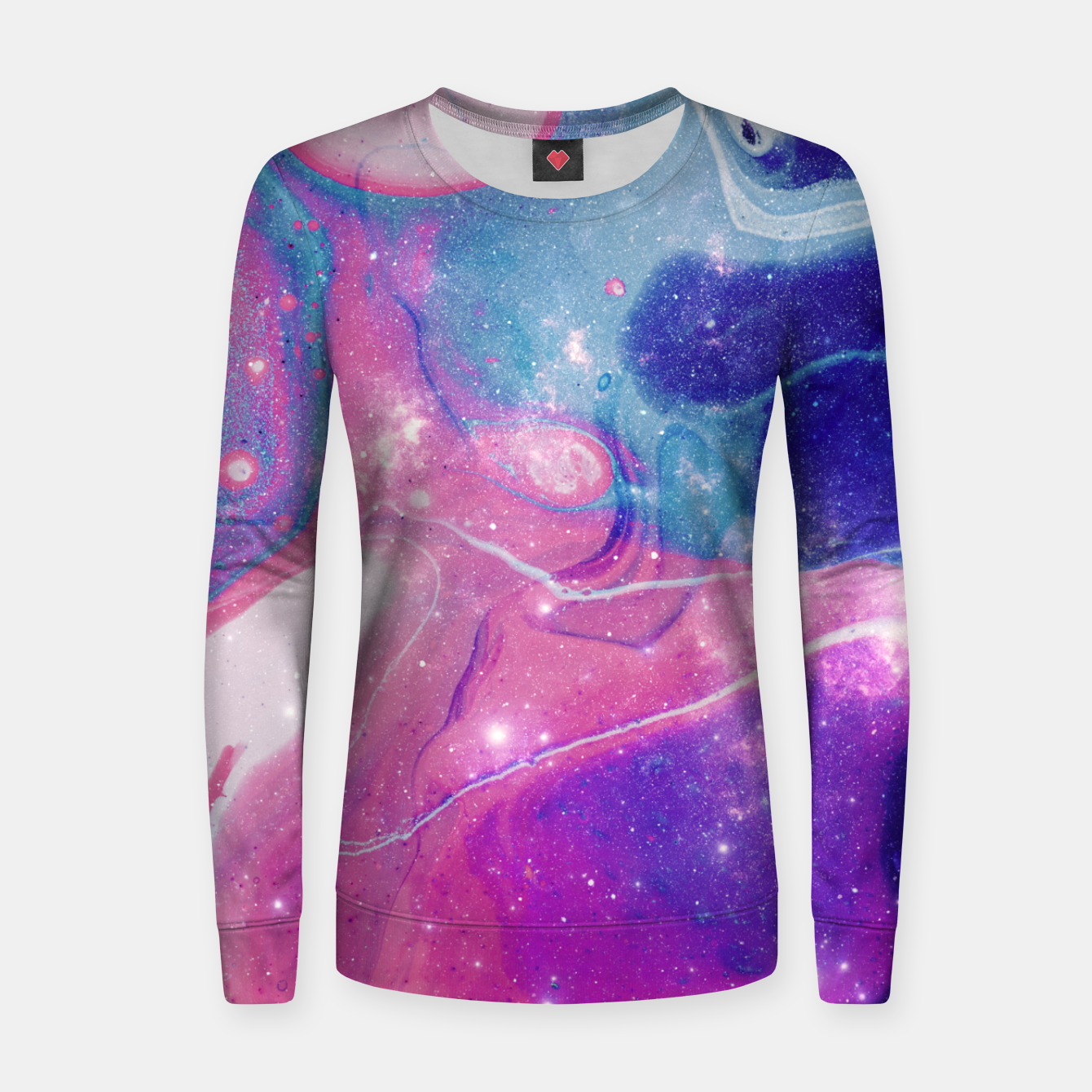 Image of Stardance Women sweater - Live Heroes