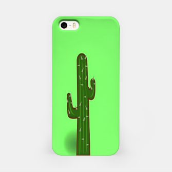 Thumbnail image of Green cactus iPhone Case, Live Heroes
