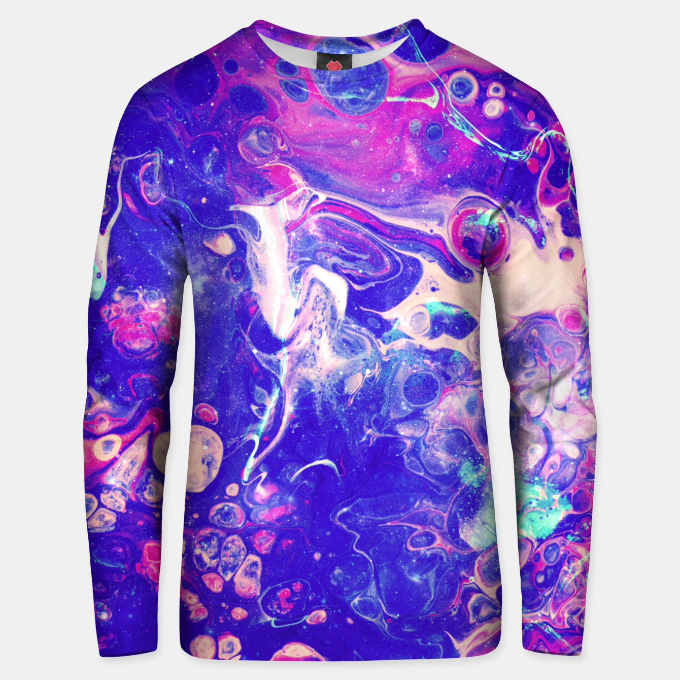 Image of Galaxy Makers Unisex sweater - Live Heroes