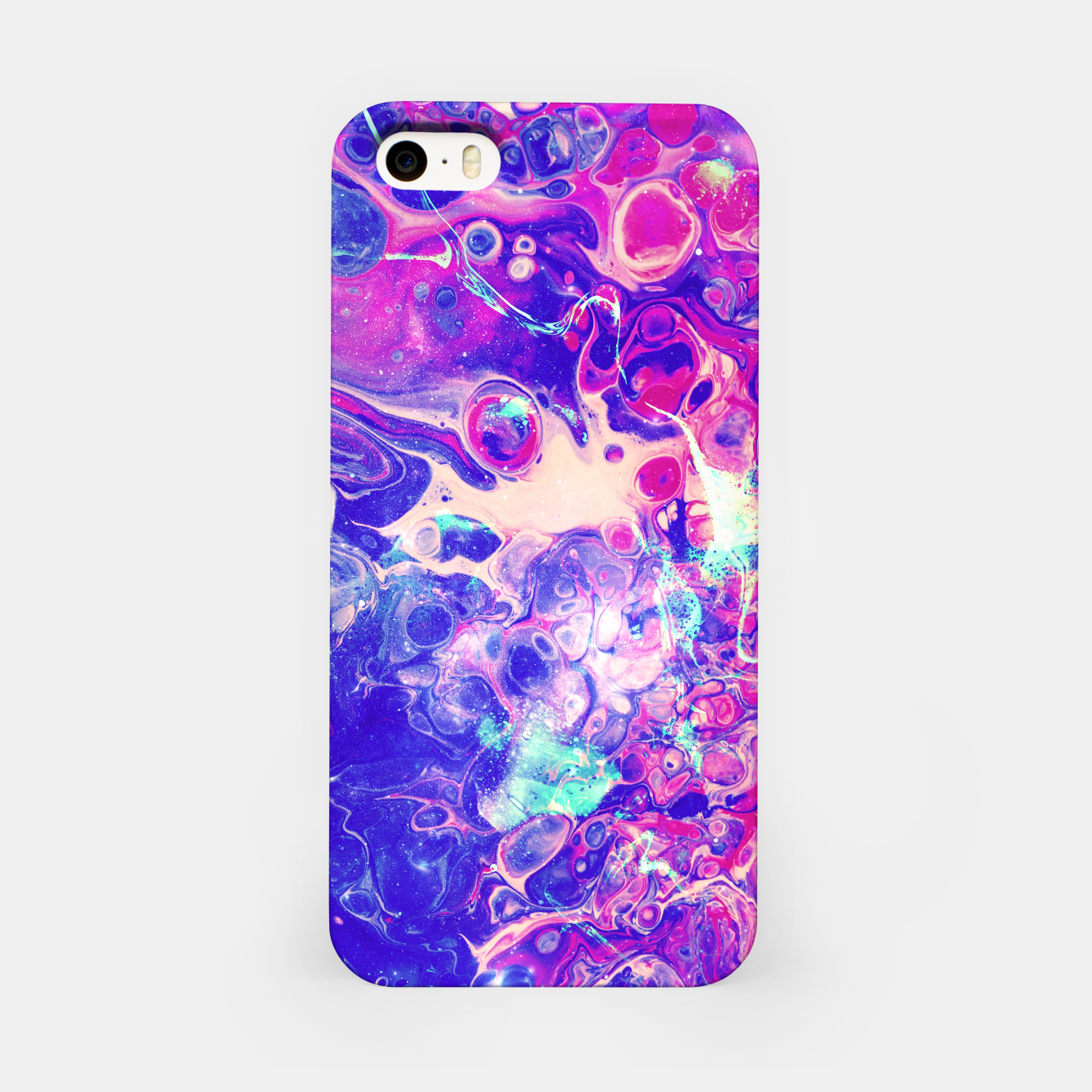 Image of Galaxy Makers iPhone Case - Live Heroes