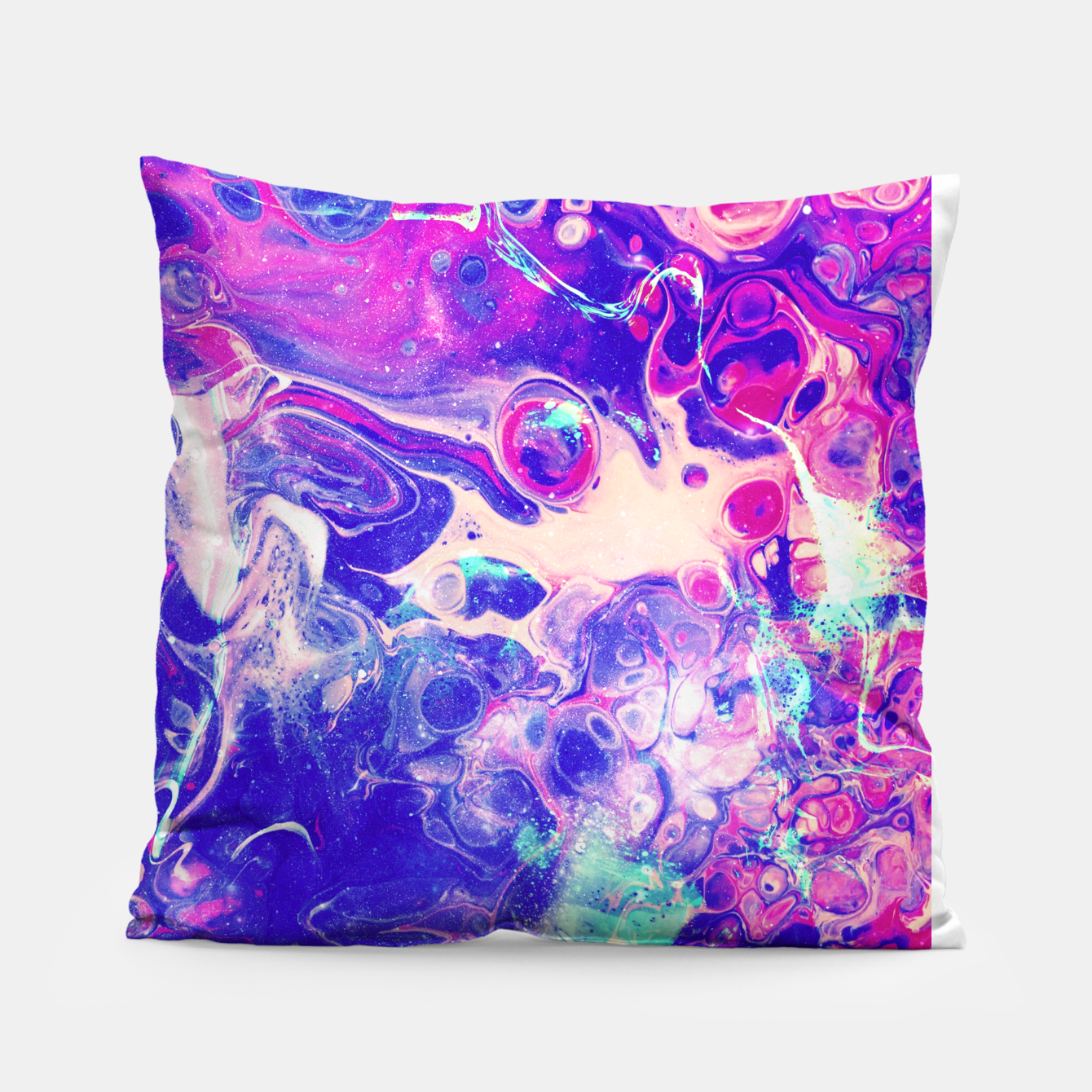 Image of Galaxy Makers Pillow - Live Heroes