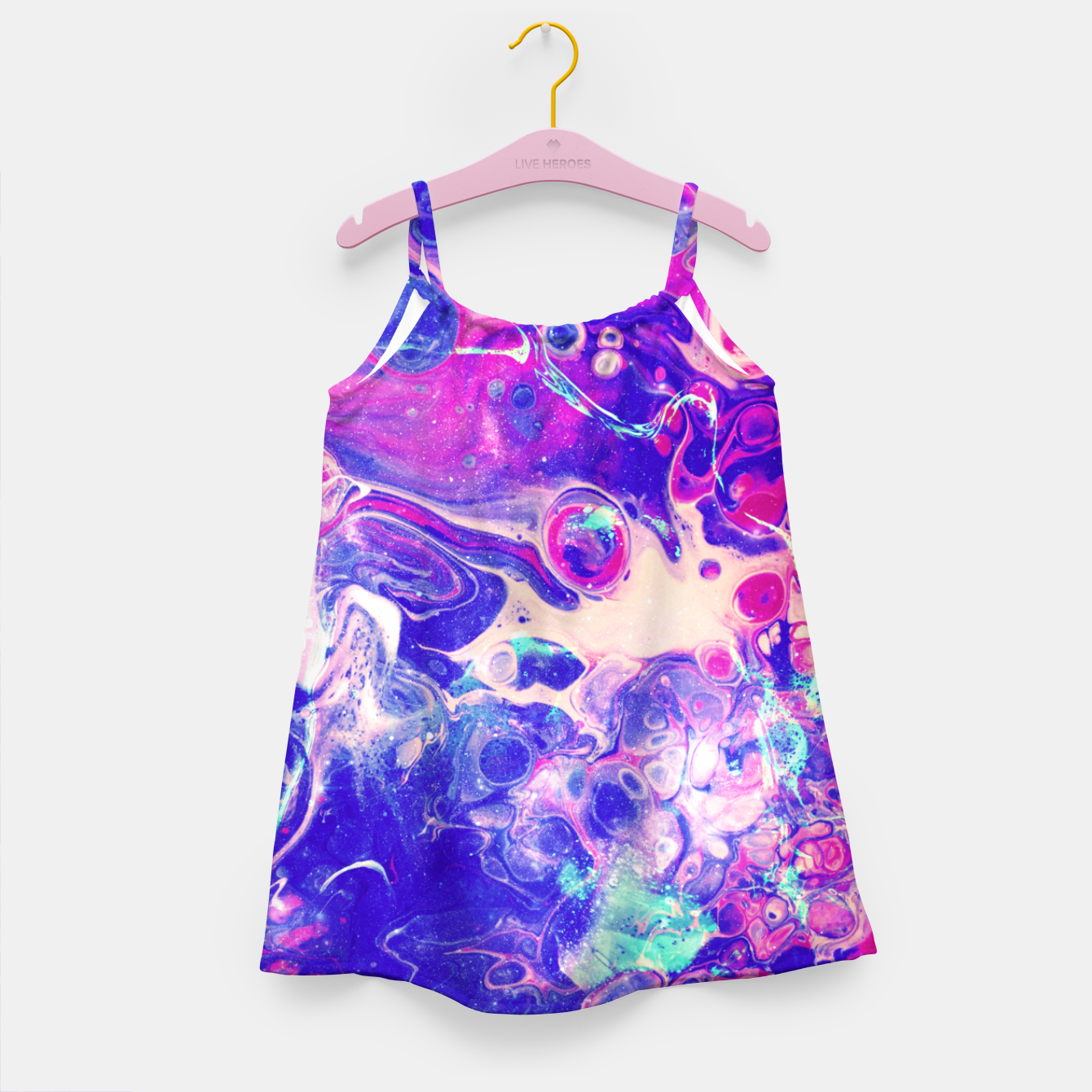 Image of Galaxy Makers Girl's dress - Live Heroes
