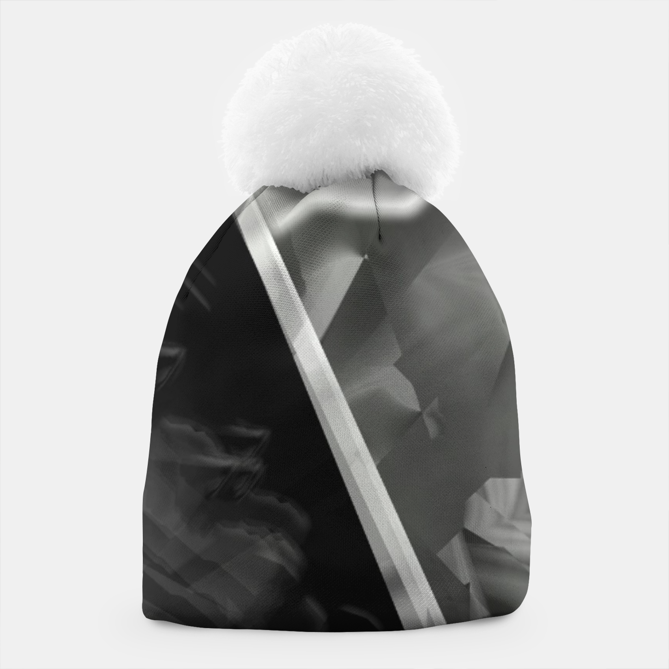 Image of Silver glass Czapka - Live Heroes