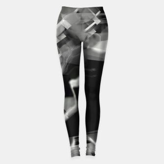 Thumbnail image of Silver glass Legginsy, Live Heroes