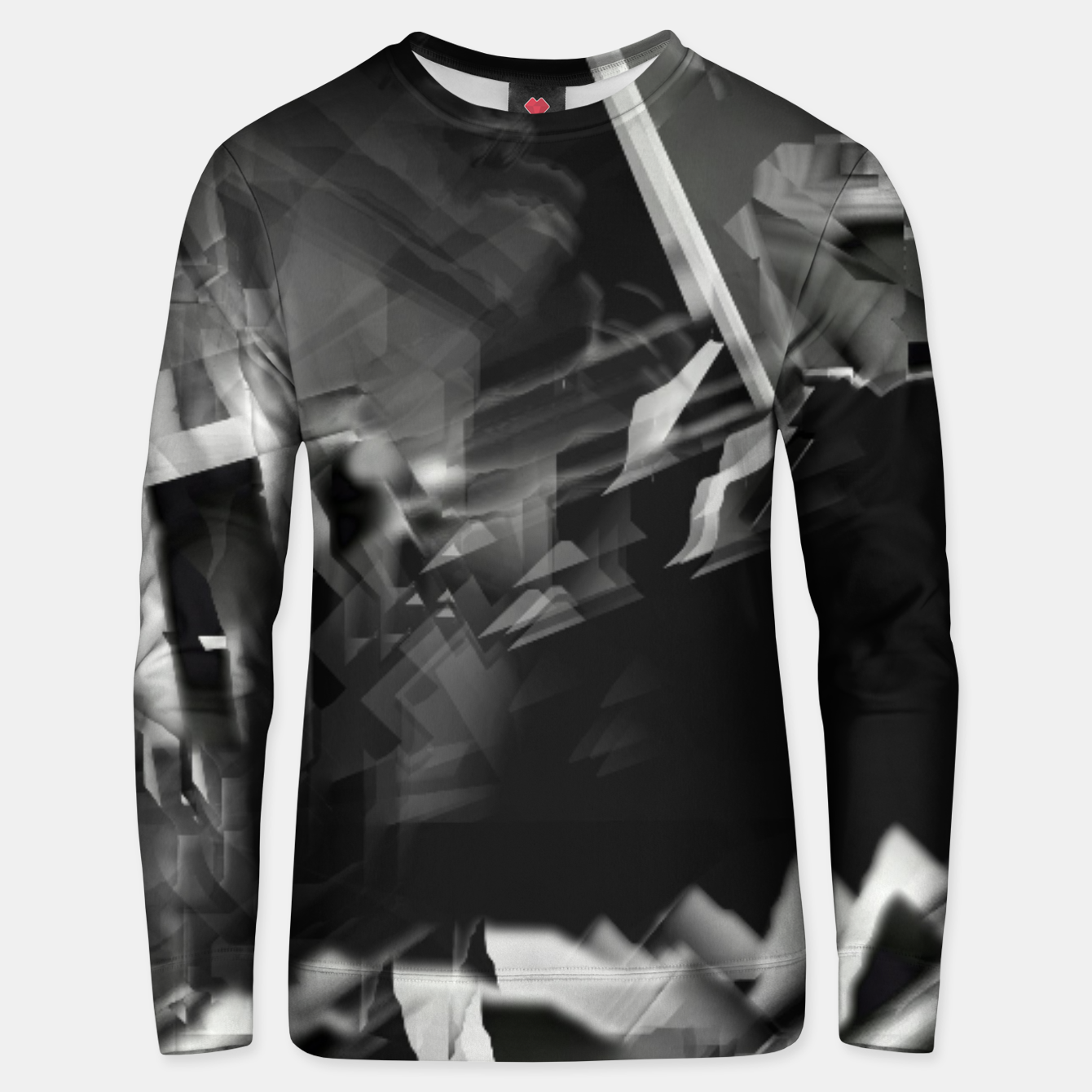 Image of Silver glass Bluza unisex - Live Heroes