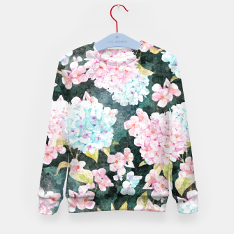 Thumbnail image of Blossom V2  Kid's sweater, Live Heroes