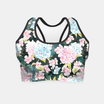 Thumbnail image of Blossom V2  Crop Top, Live Heroes