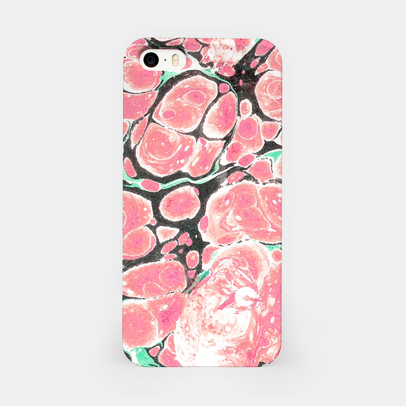 Image of Deliciously Marble  iPhone Case - Live Heroes