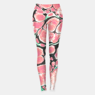 Miniaturka Deliciously Marble  Leggings, Live Heroes